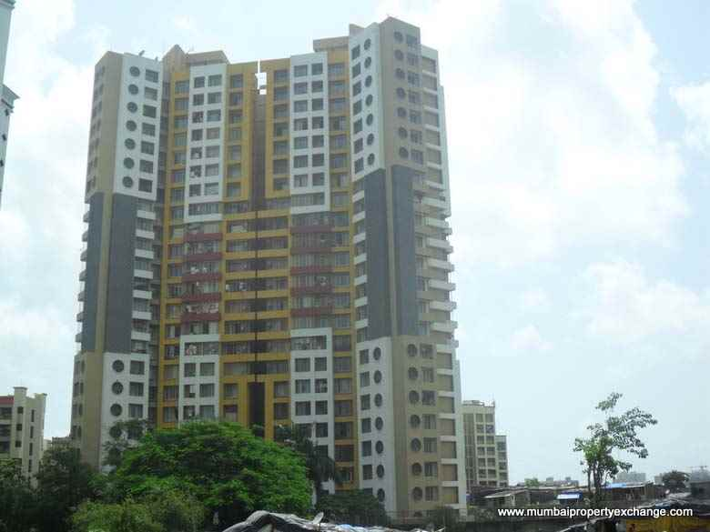 Flat for sale in Rushi Heights, Goregaon East