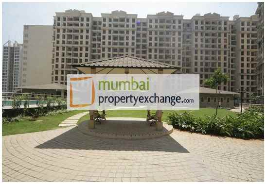 Flat on rent in HYDE PARK , Kharghar