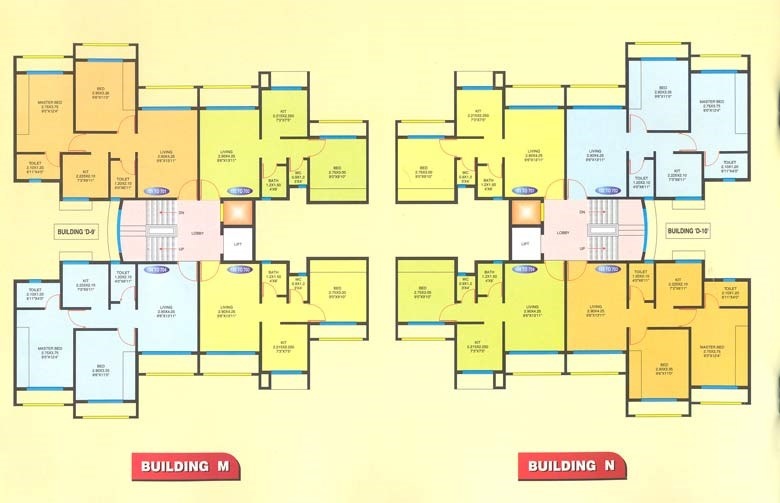 Sai Nagar Floor Plan I