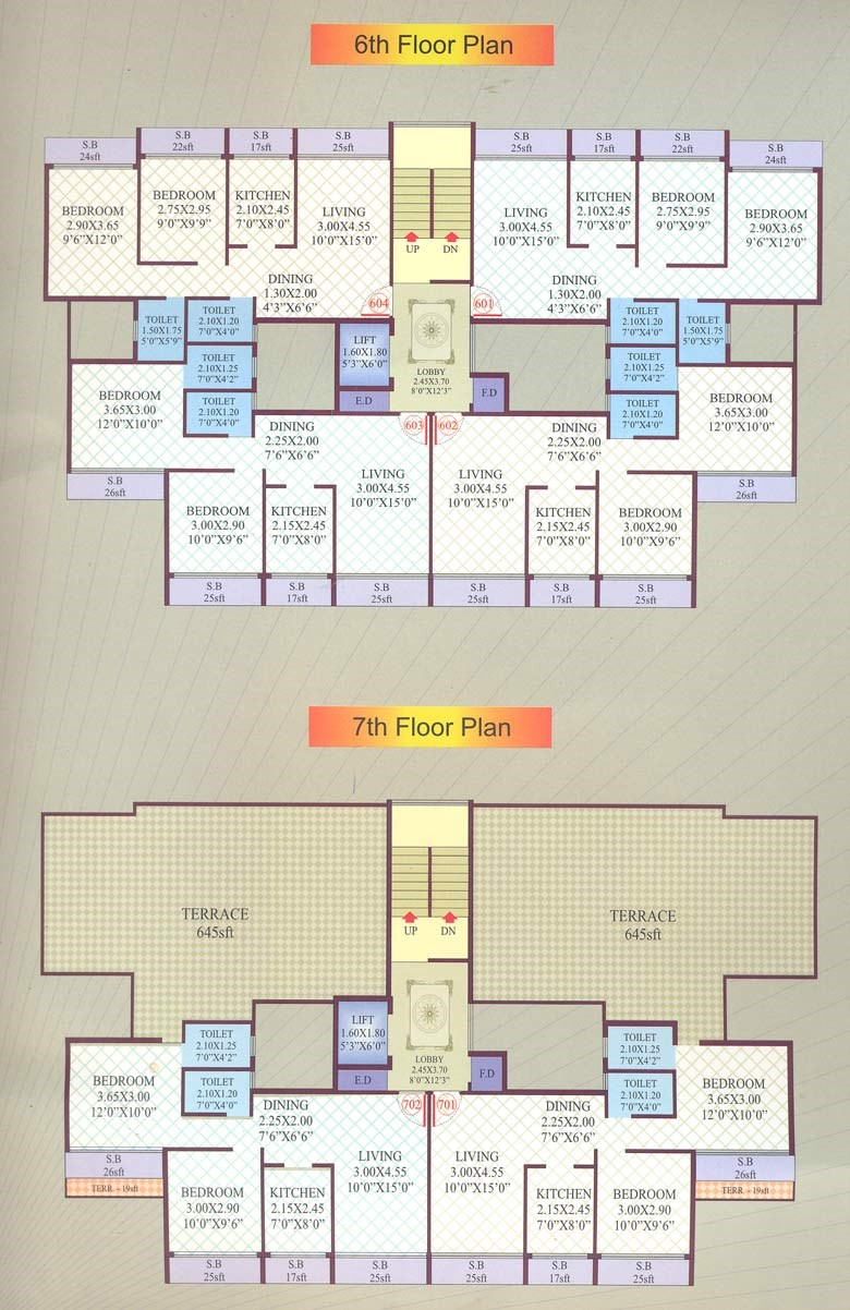Dream Heritage Floor Plan III
