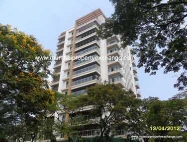 Flat on rent in Lodha One, Juhu
