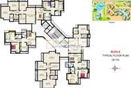 4384 Oth Floor Plan - Satya Shankar Residency, Thane West