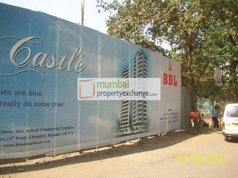 Chembur Castle 5th Jan 2009