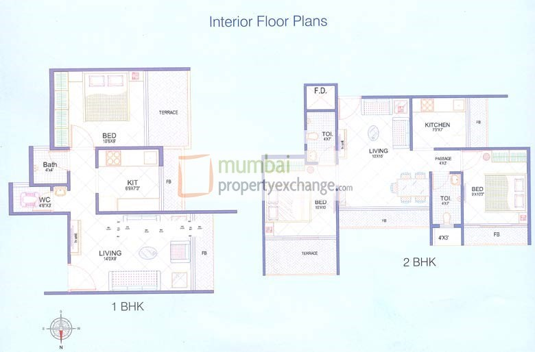 Elite Homes Floor Plan I