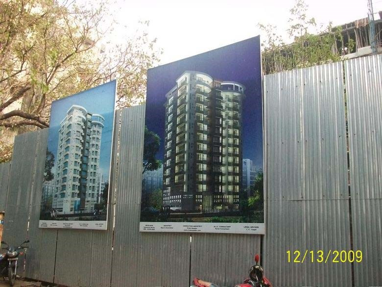 Vireshwar Heights 13th Dec 2009