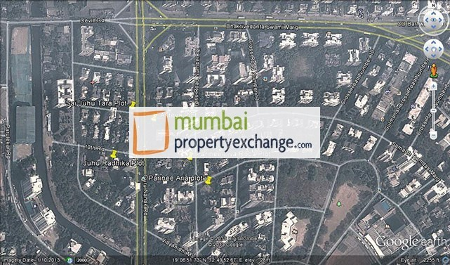 Sai Juhu Tara Google Earth