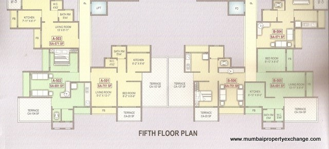 Vishwa Highlands Floor Plan 8