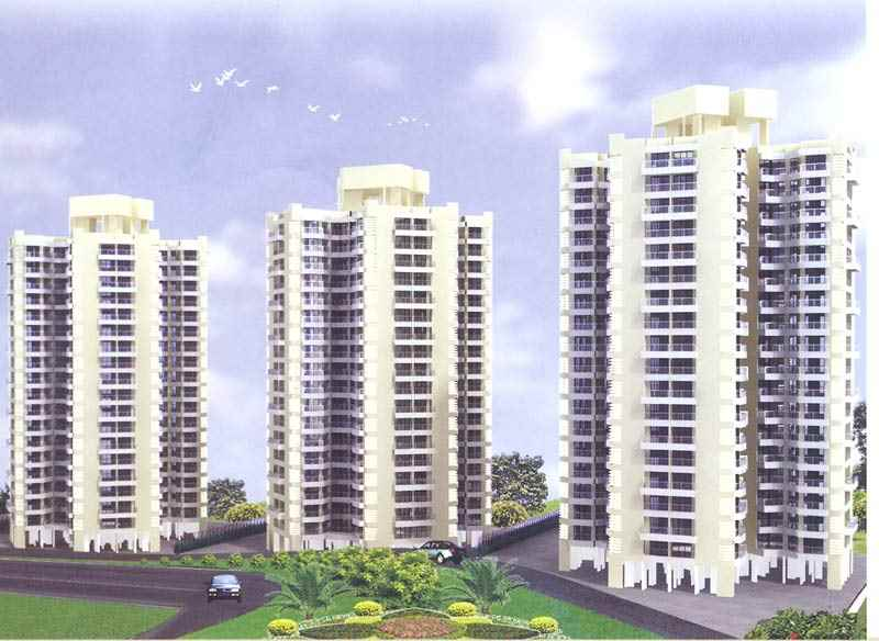 Flat for sale in Metro Residency, Kalyan