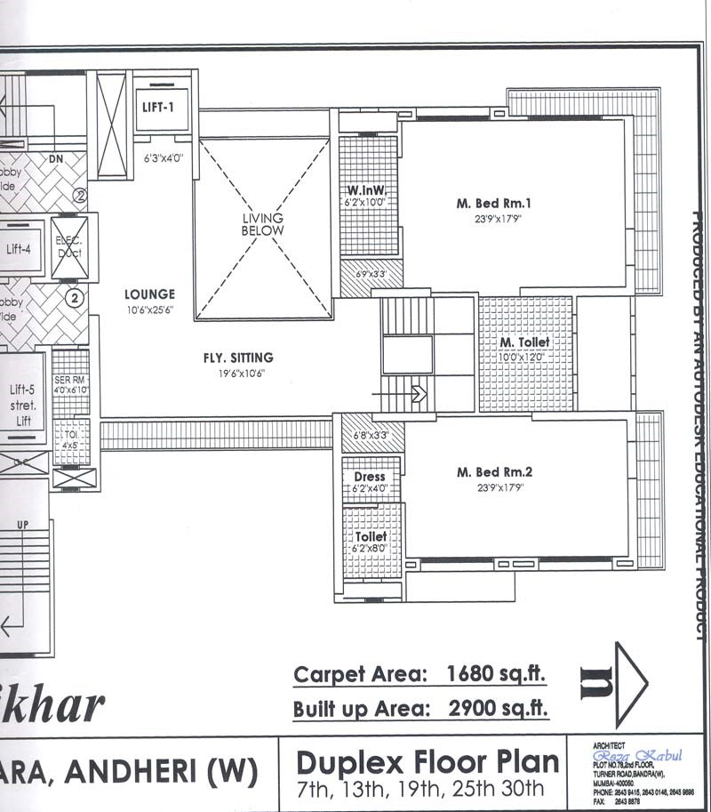 Shikhar Floor Plan III