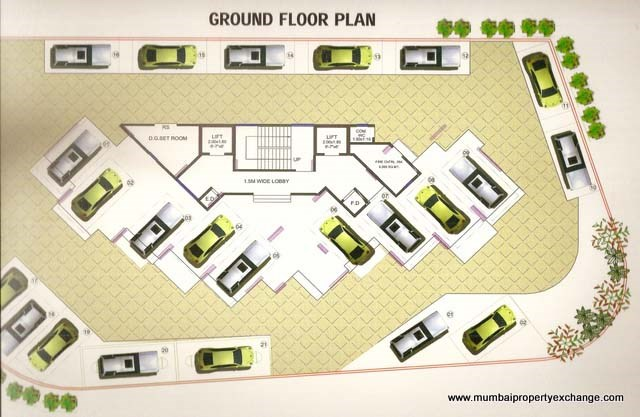 Ishwar Bliss Floor Plan 1