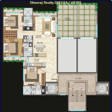 Views Floor Plan II