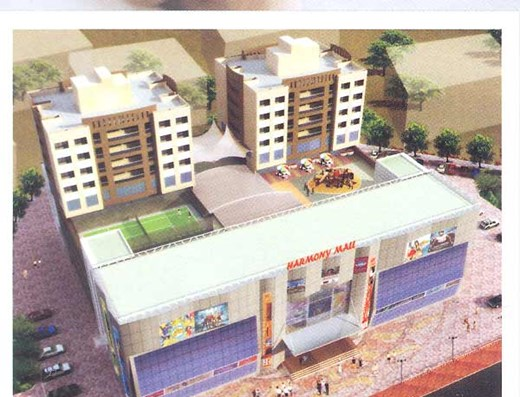 Flat on rent in Harmony, Goregaon West