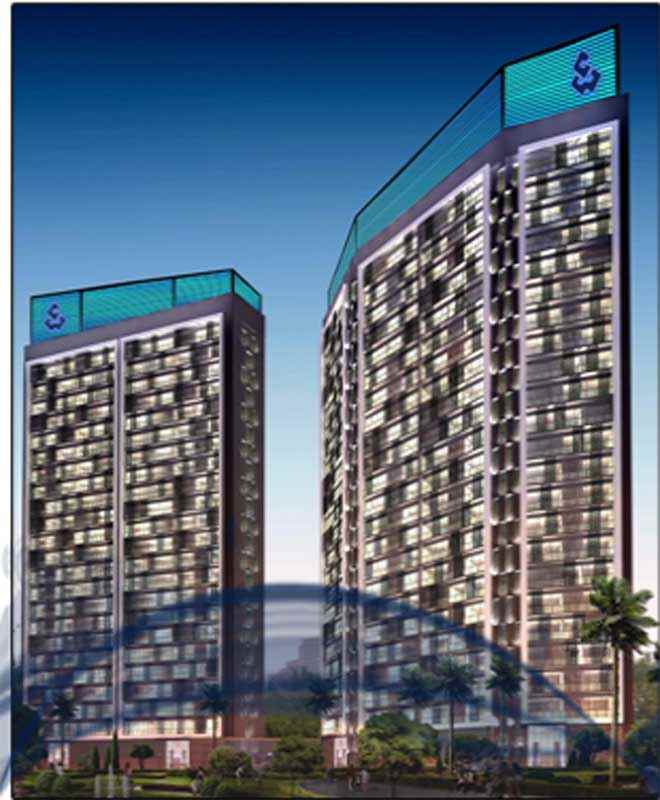 Flat for sale in Conwood Astoria, Goregaon East