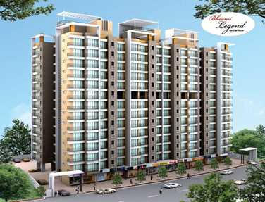 Flat for sale in Bhoomi Legend, Kandivali East