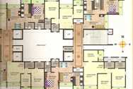 4656 Oth Floor Plan II - Bhoomi Legend, Kandivali East