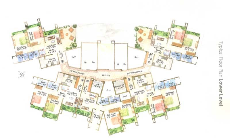 Belmonte Floor Plan I