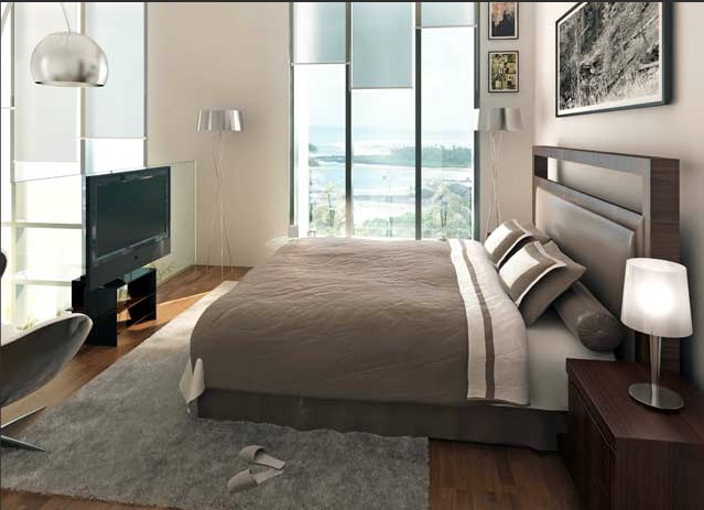 1 BHK Bedroom