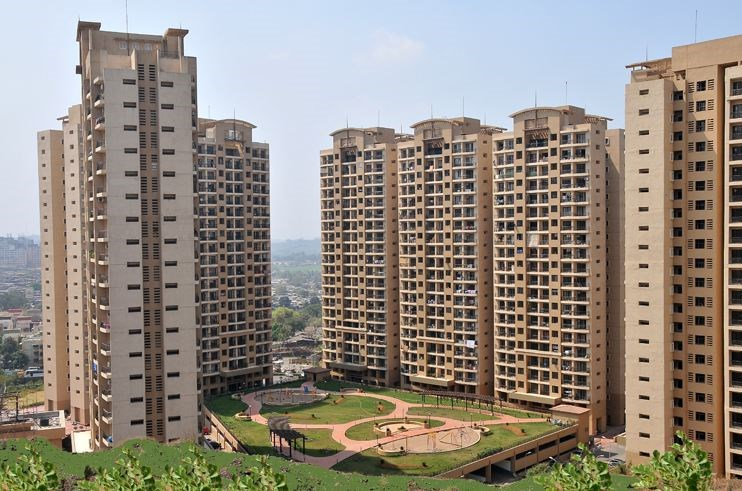 Raheja Heights Wing E