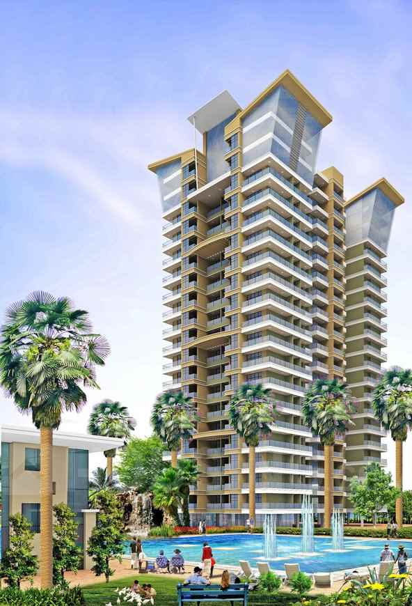 Flat for sale in Shreedham Classic, Goregaon West