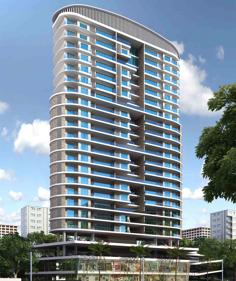 Blue Empress, Kandivali West