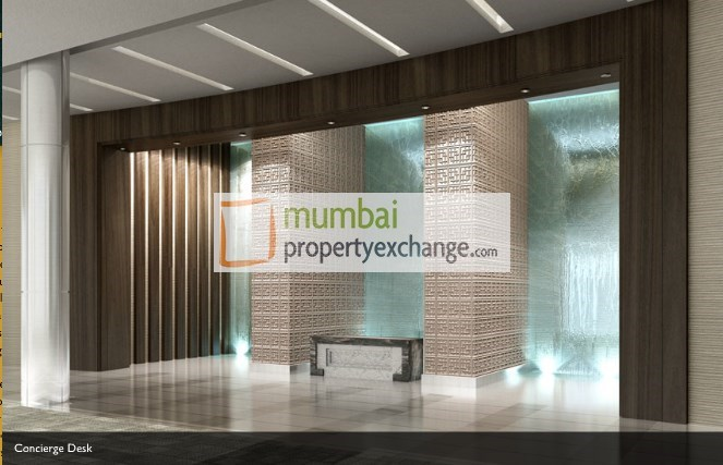 Ahuja Tower  Concierge Desk