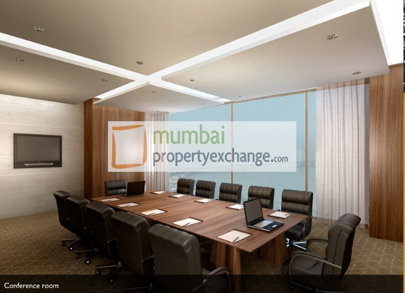 Ahuja Tower  Conference Room