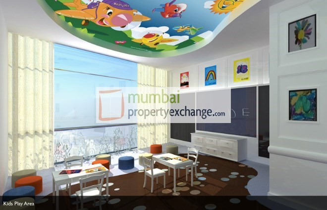 Ahuja Tower  Kids Play Area