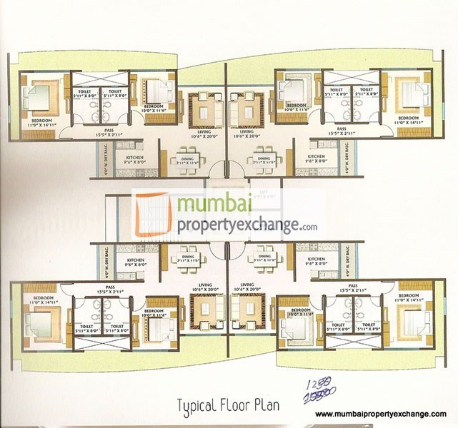 Sai City Floor Plan II