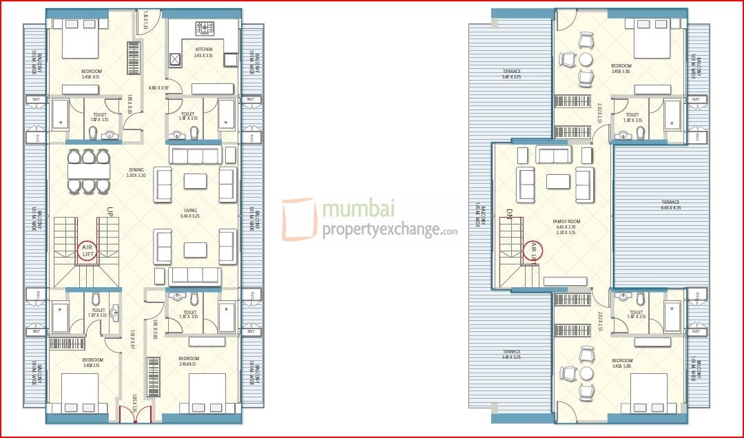 Crescent Aria Floor Plan 14