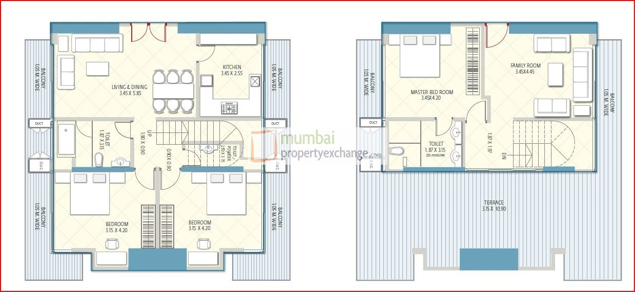 Crescent Aria Floor Plan 15