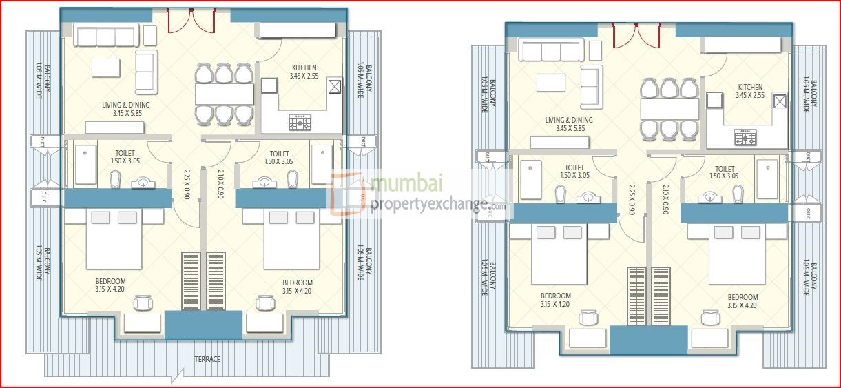 Crescent Aria Floor Plan 18
