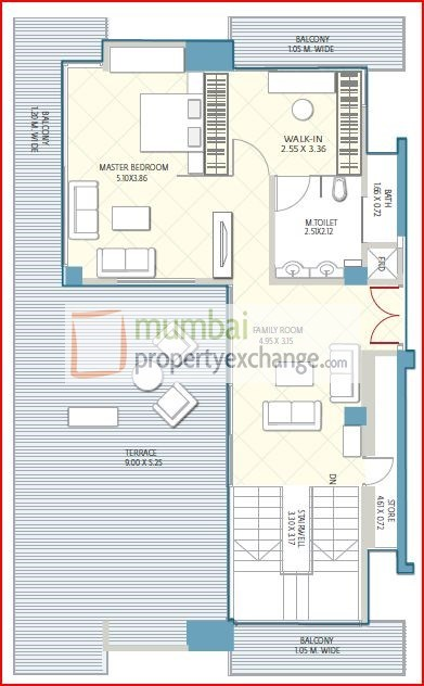 Crescent Aria Floor Plan 5