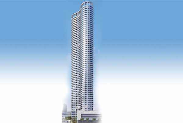 Flat on rent in World Crest, Lower Parel