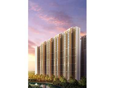 Flat for sale in Marathon Nexzone Phase 1, New Panvel