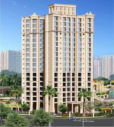 Rodas Enclave Sunrays, Thane West