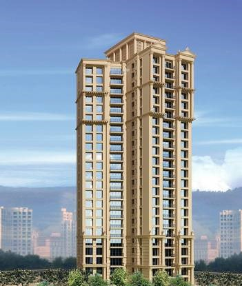 Rodas Enclave Woodstock, Thane West