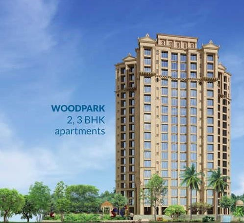 Rodas Enclave Woodpark, Thane West
