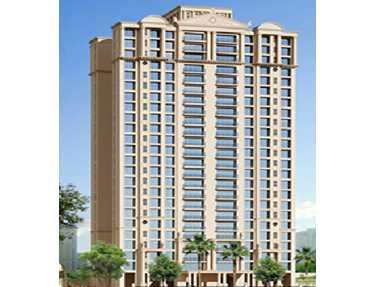 Flat on rent in Rodas Enclave, Thane West