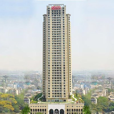 Flat for sale in Dosti Ambrosia, Wadala