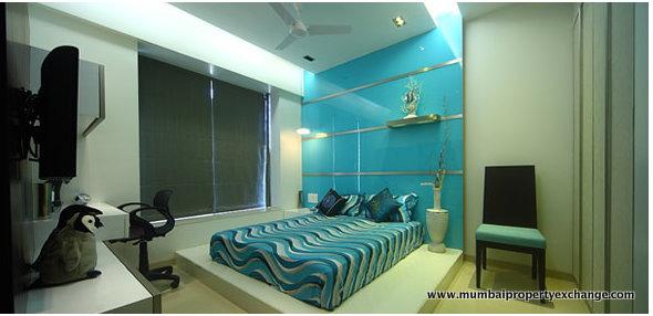 4841 Oth Bedroom View - Dosti Ambrosia, Wadala