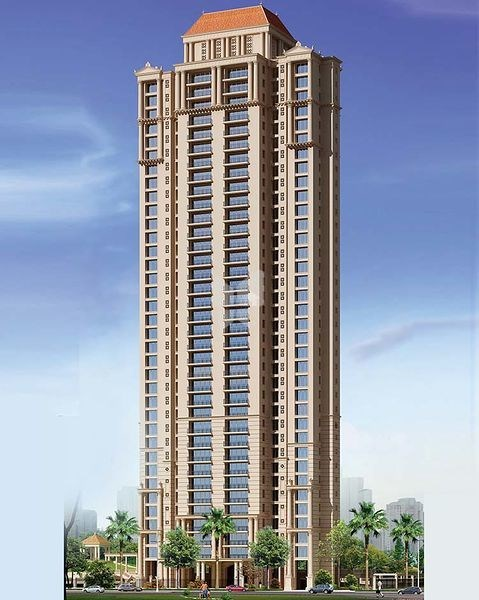 Rodas Enclave Leona, Thane West