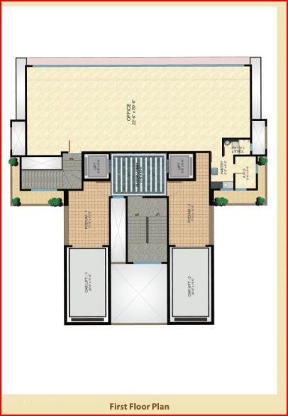 Neumec Heights Floor PLan V