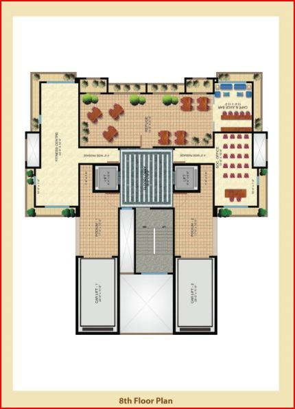 Neumec Heights Floor Plan I