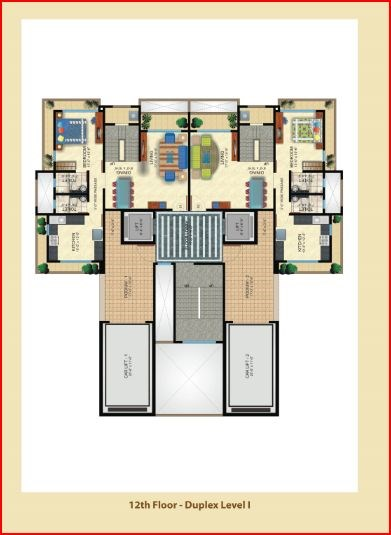 Neumec Heights Floor Plan II