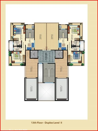 Neumec Heights Floor Plan III