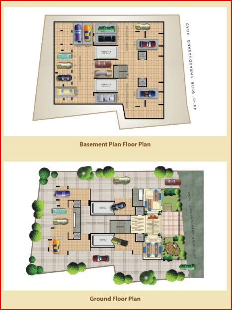 Neumec Heights Floor Plan IV