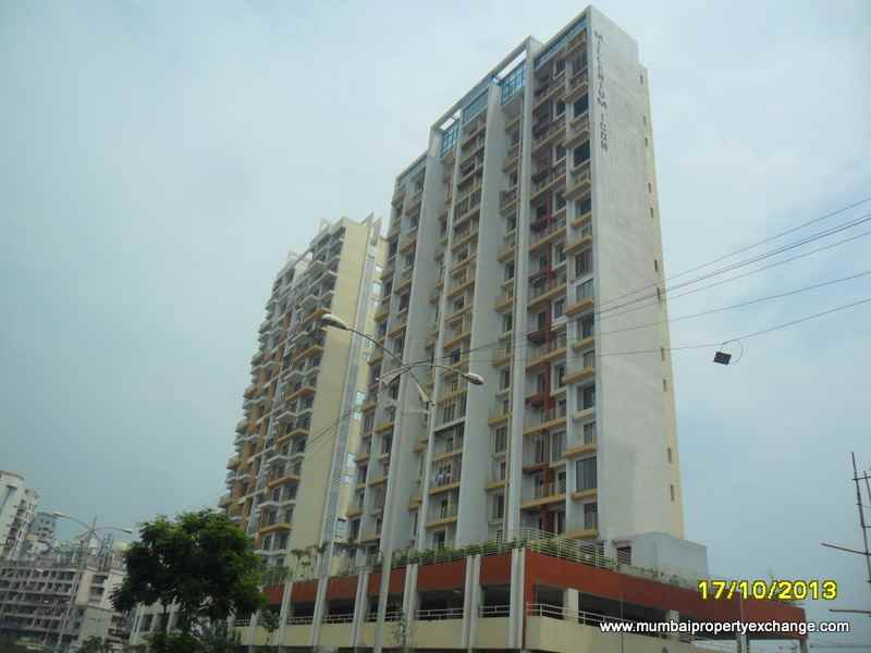 Flat for sale in Millennium Icon, Kharghar