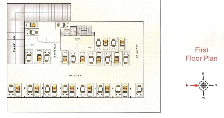Millennium Icon Floor Plan II