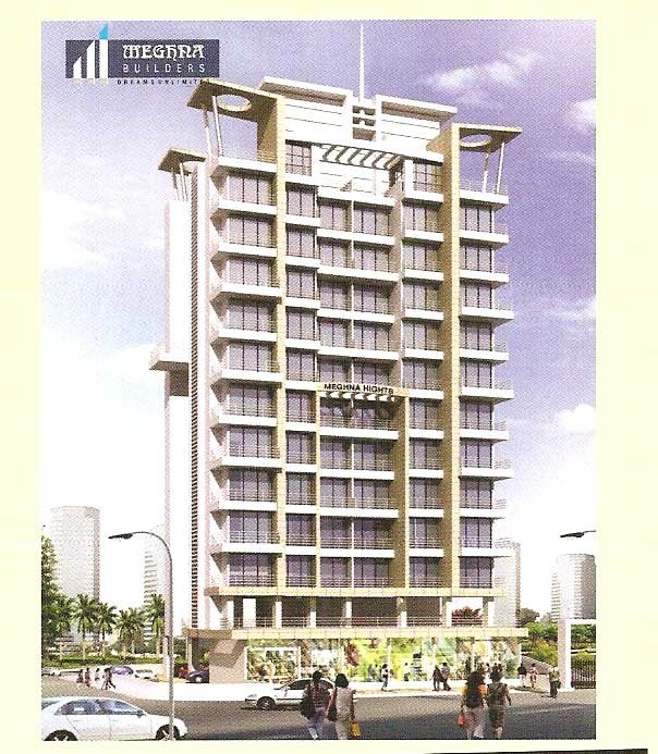 Meghana Heights, Kharghar