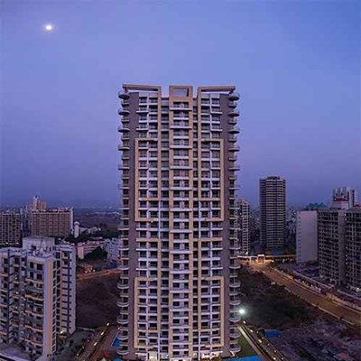 Flat for sale in Sai Solitaire, Kharghar